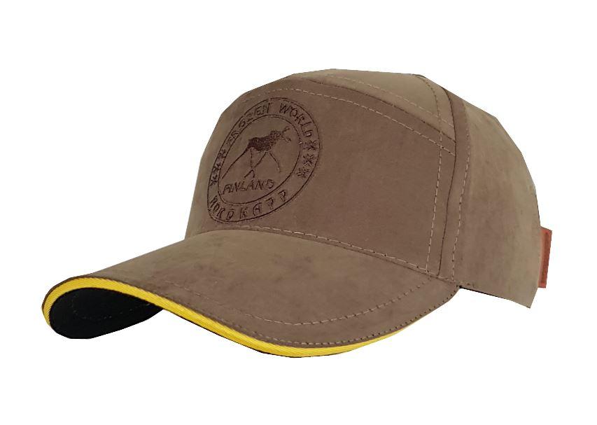 Летняя кепка Nordkapp коричневого цвета