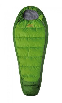 Спальный мешок Pinguin Mistral Junior 150 (green)