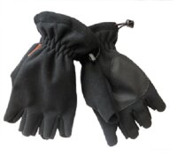 Перчатки без пальцев Nordkapp Hove WN gloves black (326)