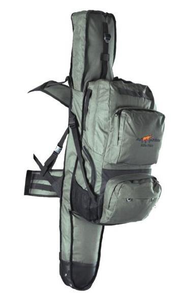 Рюкзак с креплением для ружья рюкзак найк серый
