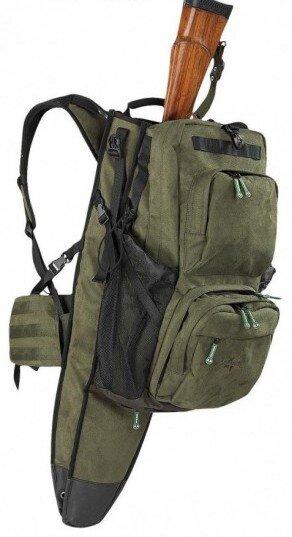 Рюкзак с чехлом под ружьё рюкзак kite 644